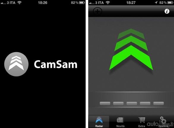 CamSam_Autovelox_Italia