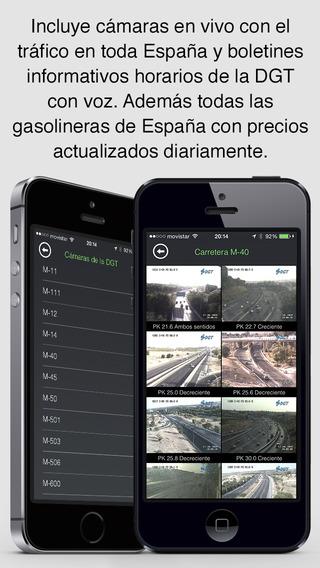 aplicacion para iphone, mi coche, para detectar radares